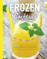 FROZEN COCKTAILS