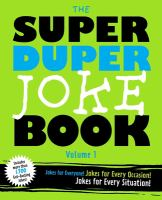 SUPER DUPER JOKE BOOK VOLUME 1