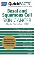 Basal and Squamous Cell Skin Cancer