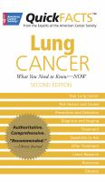QuickFACTS™ Lung Cancer