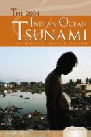 The 2004 Indian Ocean Tsunami