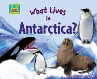 What Lives in Antarctica?