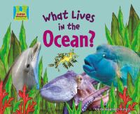 What Lives in the Ocean?