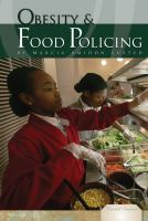Obesity and Food Policing