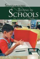 Standardized Testing in Schools