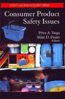 Consumer Product Safety Issues