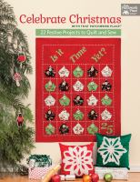 Celebrate Christmas With That Patchwork Place