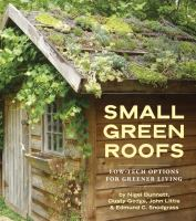 Small Green Roofs