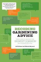 Decoding Garden Advice