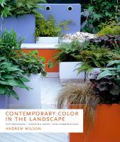 Contemporary Color in the Landscape