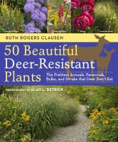 50 Beautiful Deer-resistant Plants