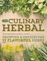 Image: The Culinary Herbal