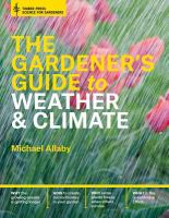 The Gardener's Guide to Understanding Weather & Climate