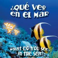 ¿Qué Veo En El Mar?