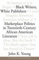Black Writers, White Publishers