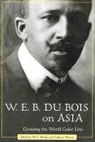 W.E.B. Du Bois on Asia