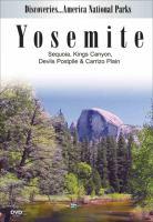 Yosemite, Sequoia, Kings Canyon, Devils Postpile & Carrizo Plain