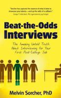 Beat-the-odds Interviews