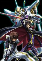 Code Geass, Lelouch of the Rebellion