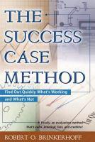 The Success Case Method