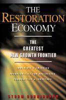 The Restoration Economy