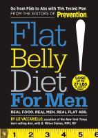 Flat Belly Diet!℗' for Men