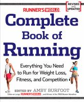 Runner's World Complete Book of Running