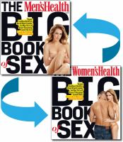 The Men'sHealth Big Book of Sex