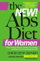 The New! Abs Diet for Women