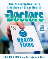 The Doctors' 5-minute Health Fixes