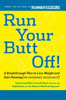 Run your Butt Off!
