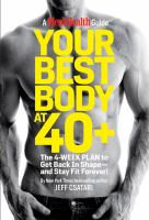 Your Best Body at 40+