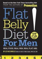 Flat Belly Diet! for Men
