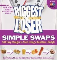 The Biggest Loser Simple Swaps