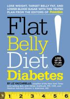 Flat Belly Diet! Diabetes
