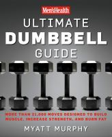 Men'sHealth Ultimate Dumbbell Guide