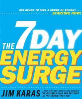 The 7-day Energy Surge