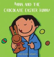 Anna and the Chocolate Easter Bunny