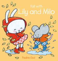 fall with lily and milo book cover