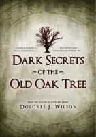 Dark Secrets of the Old Oak Tree
