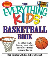 The Everything Kids' Basketball Book