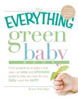 Everything Green Baby Book