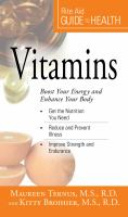 Your Guide to Health: Vitamins