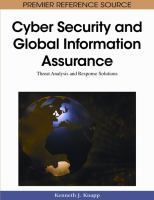 Cyber-security and Global Information Assurance