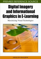 Digital Imagery and Informational Graphics in E-learning