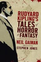 Rudyard Kipling's Tales of Horror & Fantasy
