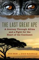 The Last Great Ape