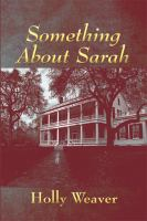 Something About Sarah