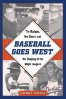Baseball Goes West