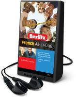 Berlitz French All-in-one